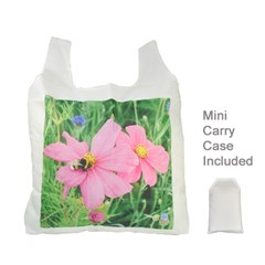 White Reusable Bag (One Side)