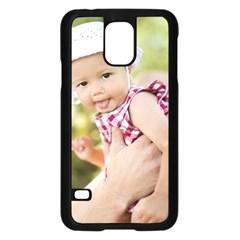 Samsung Galaxy S5 Case (Black)