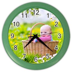 Wall Clock (Color)