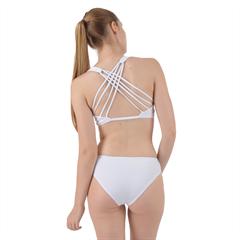 Criss Cross Bikini Set