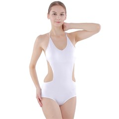 Cut-Out One Piece Swimsuit