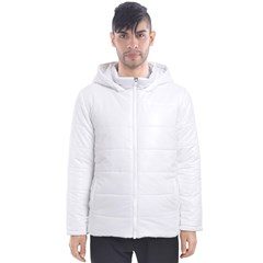 Men s Hooded Puffer Jacket