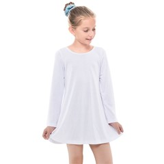 Kids  Long Sleeve Dress