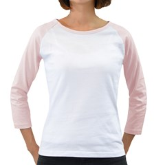 Women s Long Cap Sleeve T-Shirt (White)