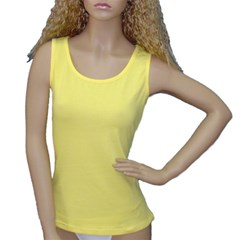 Women s Tank Top (Yellow)