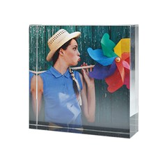 4 x 4  Acrylic Photo Block