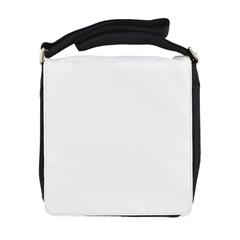 Flap Closure Messenger Bag (Large)