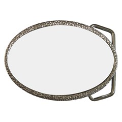 Belt Buckle (Oval)