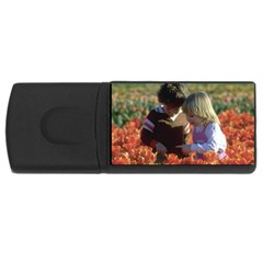 USB Flash Drive Rectangular (1 GB)