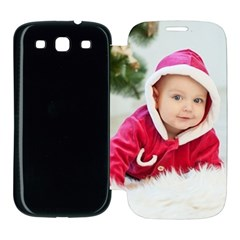 Samsung Galaxy S3 Flip Cover Case