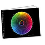 5x7 deluxe the RCW Paintbox Book - 7x5 Deluxe Photo Book (20 pages)