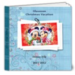 disney - 8x8 Deluxe Photo Book (20 pages)