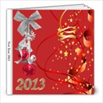 New Year 2013 - 8x8 Photo Book (20 pages)