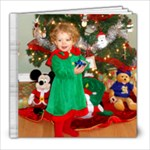 CHRISTMAS IN DENVER - 8x8 Photo Book (20 pages)