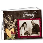 9x7 Deluxe Photo Book (20 pages)