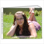 Jamie-lee s Senior Memories 2012-2013  - 9x7 Photo Book (20 pages)
