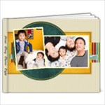 Family - 7x5 Photo Book (20 pages)