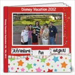 disney book - 12x12 Photo Book (20 pages)
