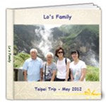Phyllis - Taiwan May 12 - 8x8 Deluxe Photo Book (20 pages)