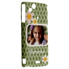 Sony Xperia Arc Hardshell Case  Back/Right