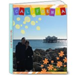 California - 8x10 Deluxe Photo Book (20 pages)