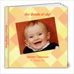 eliezer book - 8x8 Photo Book (20 pages)