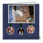 Christmas 2012 - 8x8 Photo Book (20 pages)