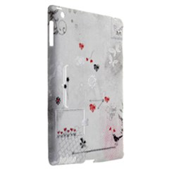 Apple iPad 3/4 Hardshell Case (Compatible with Smart Cover) Back/Right