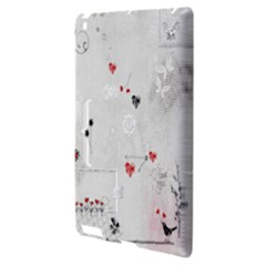 Apple iPad 3/4 Hardshell Case Back/Left