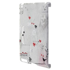 Apple iPad 2 Hardshell Case (Compatible with Smart Cover) Back/Left