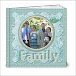 Family 6x6 Photo Book 1 (20 pages) - 6x6 Photo Book (20 pages)