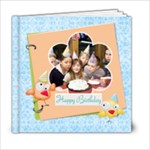 Happy Birthday 6x6 Photo Book 1 - 6x6 Photo Book (20 pages)