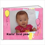 karis FY - 7x5 Photo Book (20 pages)