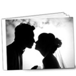 Mei&Nick - 9x7 Deluxe Photo Book (20 pages)