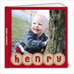henry 9 - 8x8 Photo Book (20 pages)
