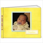 my baby - 7x5 Photo Book (20 pages)