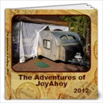 Adventures of 2012 - 12x12 Photo Book (30 pages)