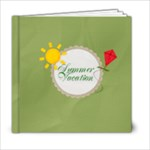 Temp2 - 6x6 Photo Book (20 pages)