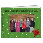 New Orleans Christmas 2012 - 9x7 Photo Book (20 pages)