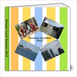 Panama - 8x8 Photo Book (20 pages)