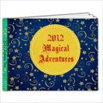 2012 disney trip - 7x5 Photo Book (20 pages)