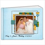 Ting wedding - 7x5 Photo Book (20 pages)