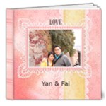 faiyan - 8x8 Deluxe Photo Book (20 pages)