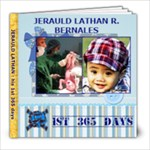 Jerauld Lathan (1) - 8x8 Photo Book (20 pages)