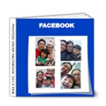 PB5 - 6x6 Deluxe Photo Book (20 pages)