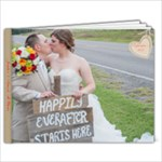 wedding book! - 9x7 Photo Book (20 pages)