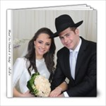 wedding album lebovits - 8x8 Photo Book (20 pages)