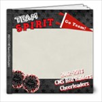 cheer book - 8x8 Photo Book (20 pages)