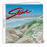 Stowe - 8x8 Photo Book (20 pages)