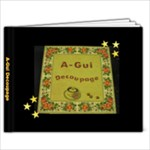 A-Gui Decoupage 2 - 7x5 Photo Book (20 pages)